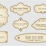 17 Free Vintage Tag Label Template Images   Vintage Apothecary Label   Free Printable Old Fashioned Labels