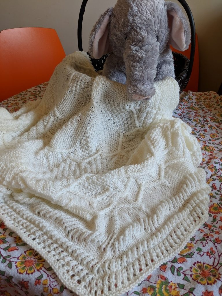 170+ Best Free Baby Blanket Knitting Patterns You'll Love (193 Free - Free Printable Knitting Patterns For Baby Blankets