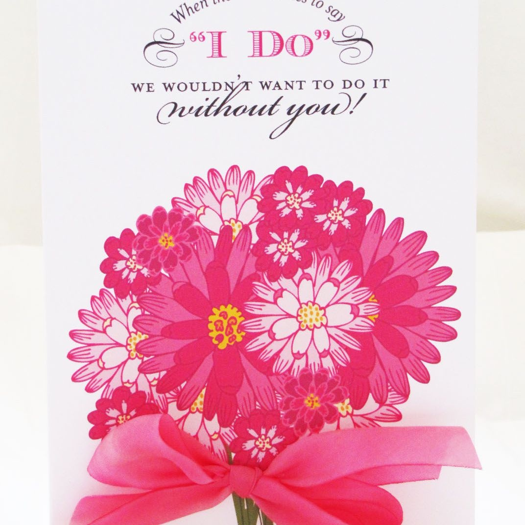 19 Free, Printable Will You Be My Bridesmaid? Cards - Will You Be My Bridesmaid Free Printable