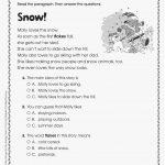 1St Grade Language Arts Worksheets   Math Worksheet For Kids   Free Reading Printables For 1St Grade