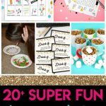20+ Fun New Year's Eve Games   Happiness Is Homemade   Free Printable Recovery Games