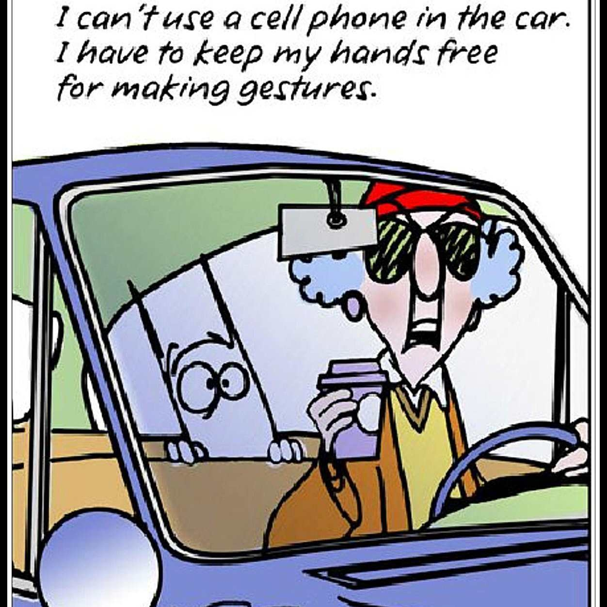 20 Funny And Snarky Maxine Cards For Any Occasion - Free Printable Maxine Cartoons