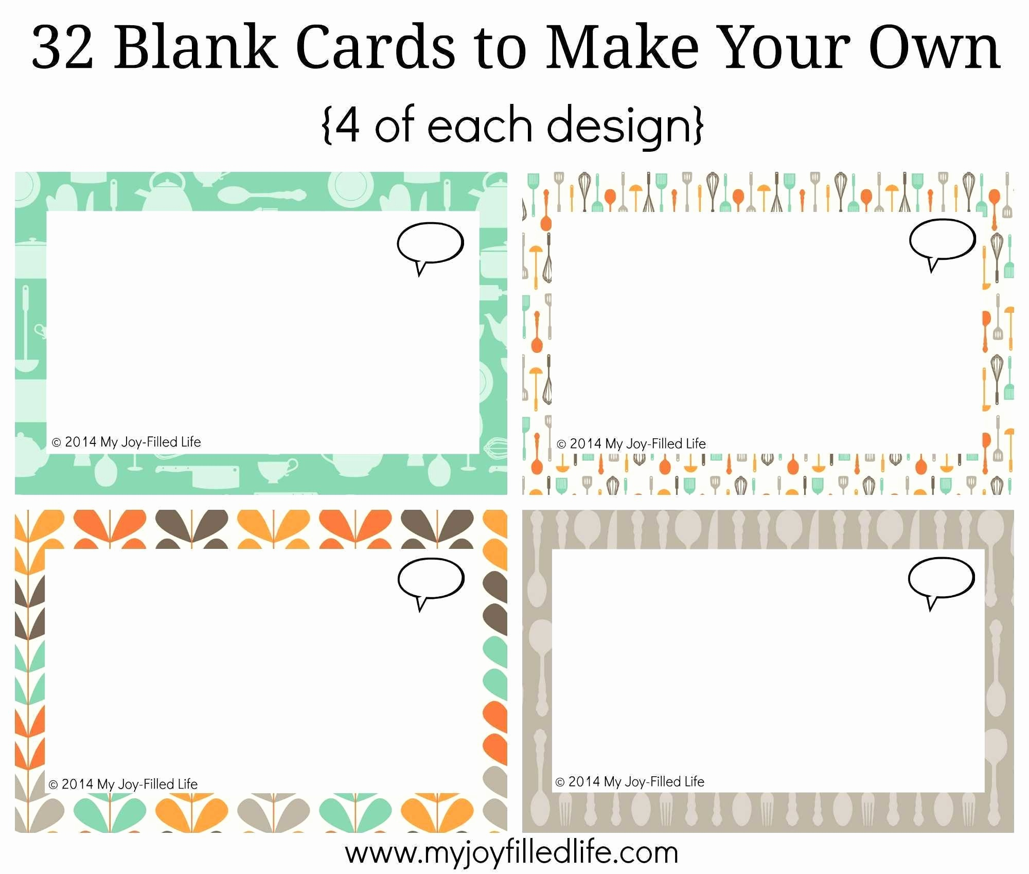 20 Make Free Business Cards Online Printable – Guiaubuntupt - Make Your Own Card Online Free Printable