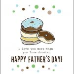 24 Free Printable Father's Day Cards | Kittybabylove   Free Printable Father's Day Card From Wife To Husband