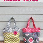 25 Bag Sewing Patterns   Handbag Patterns Free Printable