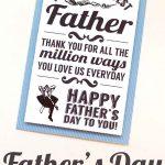 25 Printable Father's Day Cards   Free Printable Cards For Father's Day   Father's Day Card Printable Free