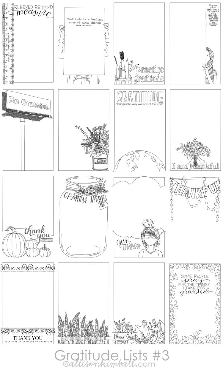 29 Free Bullet Journal Printables To Snag For 2019 - The Petite Planner - Bullet Journal Printables Free