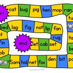 3 Free Printable Cvc Word Games   Free Printable Cvc Words With Pictures
