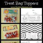 3 Free Printable Halloween Treat Bag Toppers » Thrifty Little Mom   Free Printable Trick Or Treat Bags