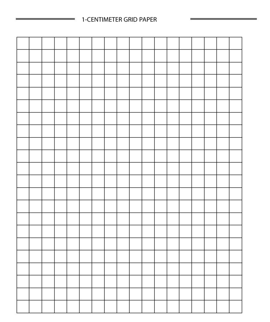 30+ Free Printable Graph Paper Templates (Word, Pdf) ᐅ Template Lab - Free Printable Graph Paper Black Lines