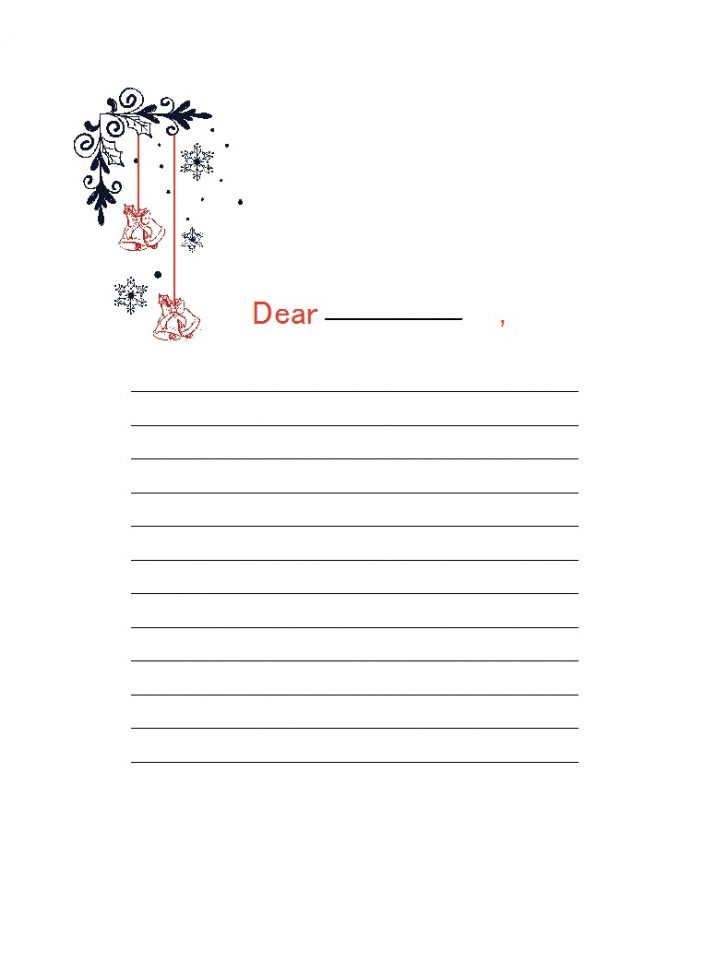 Free Printable Notebook Paper