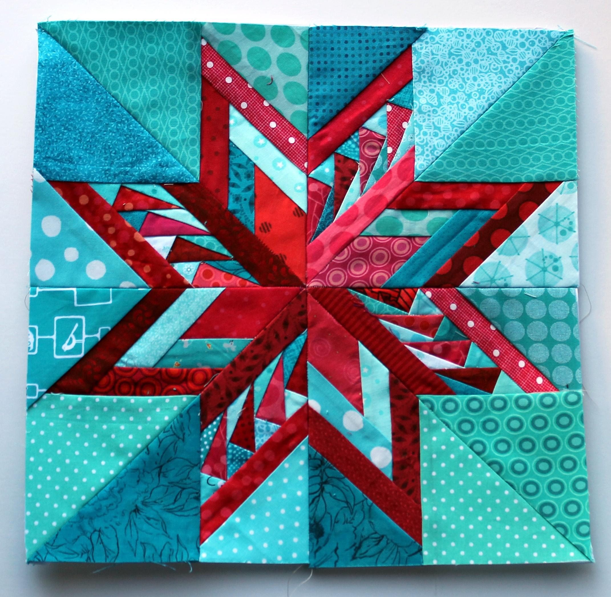 35 Cool Paper Piecing Patterns | Guide Patterns - Paper Piecing Patterns Free Printables
