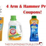 4 Arm & Hammer Printable Coupons ~ Print Now!! Don't Miss Out!   Free Printable Arm And Hammer Laundry Detergent Coupons