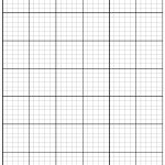 4+ Printable Large Graph Paper Template | Free Graph Paper Printable   Free Printable Graph Paper For Elementary Students