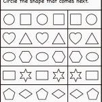 4 Year Old Worksheets Printable | Kids Worksheets Printable   Free Printable Same And Different Worksheets