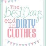40 Fabulously Free Bathroom & Laundry Room Printables   Free Printable Bathroom Quotes