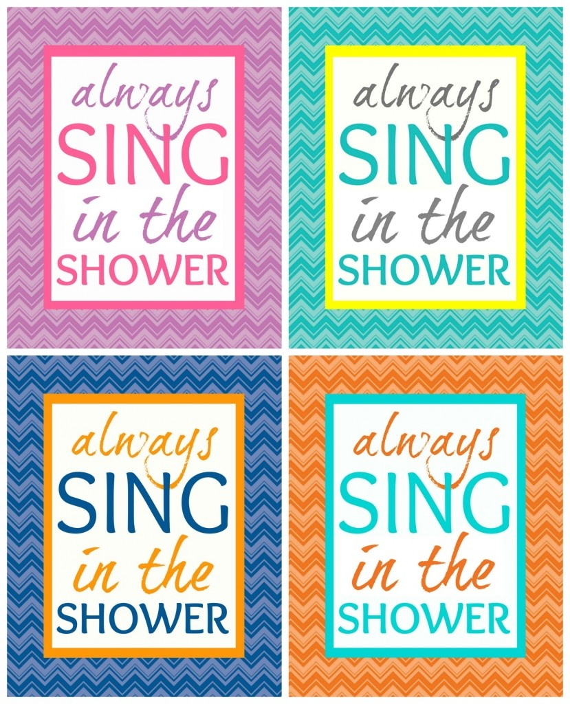 40 Fabulously Free Bathroom & Laundry Room Printables - Free Printable Wall Art For Bathroom