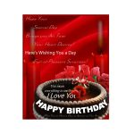 40+ Free Birthday Card Templates ᐅ Template Lab   Free Printable Romantic Birthday Cards