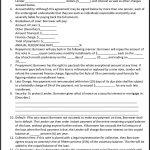 40+ Free Loan Agreement Templates [Word & Pdf] ᐅ Template Lab   Free Printable Blank Loan Agreement