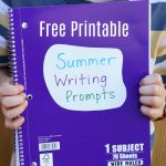 40 Printable Writing Prompts For 3Rd, 4Th, And 5Th Graders   Frugal   Free Printable Stories For 4Th Graders