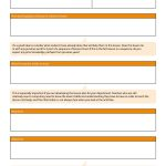 44 Free Lesson Plan Templates [Common Core, Preschool, Weekly]   Free Printable Lesson Plan Template Blank