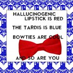 45 Doctor Who Inspired Valentine's Day Printables!   Free Printable Doctor Who Valentines