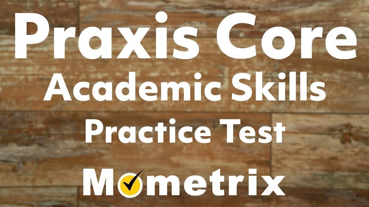 45 Practice Questions Praxis Core Practice Test 2018Mometrix - Free Printable Praxis Math Practice Test