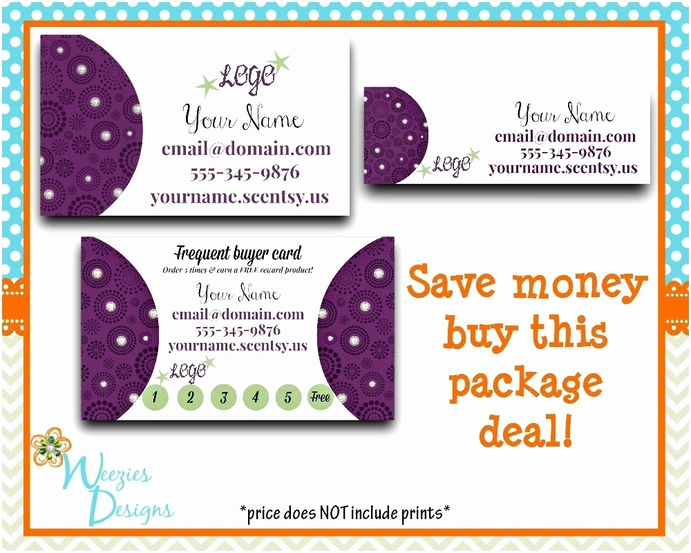 50 Luxury Free Printable Scentsy Business Cards | Hydraexecutives - Free Printable Scentsy Business Cards