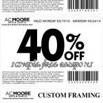 50 Off Ac Moore Coupon 2018 : Beaver Coupons   Free Online Printable Ac Moore Coupons