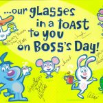 55+ Latest Boss Day Wish Pictures And Photos   Free Printable Boss's Day Cards