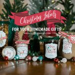6 Adorable Free Labels That Will Make Your Diy Christmas Gifts A   Free Printable Jar Labels Christmas