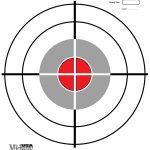 60 Fun Printable Targets | Kittybabylove   Free Printable Bullseye