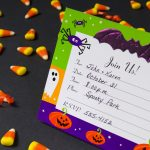 7 Free Online Halloween Party Invitations   Free Online Halloween Invitations Printable