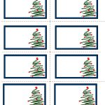 7 Images Of Free Printable Christmas Labels | Unit: Christmas   Free Printable Christmas Labels