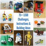 75+ Lego Building Projects For Kids   Frugal Fun For Boys And Girls   Free Printable Lego Instructions