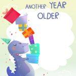 7Th Birthday Dinosaur   Free Printable Birthday Invitation Template   Free Printable Dinosaur Birthday Invitations