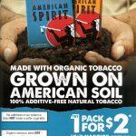 8. Natural American Spirit Cigarettes Source: Glamour, Mar. 2015   Free Printable Newport Cigarette Coupons