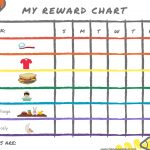 8 Of The Best Free Printable Kids Chore Charts ~ The Organizer Uk   Free Printable Chore Charts For Kids With Pictures