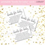 """9 """"bring A Book Instead Of A Card"""" Baby Shower Invitation Ideas   Free Printable Book Themed Baby Shower Invitations"""