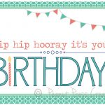 97+ Birthdays Cards To Print Free   Printable Birthday Card Maker   Free Printable Happy Birthday Cards Online