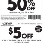 A.c. Moore Coupons & Promo Codes   Free Online Printable Ac Moore Coupons