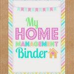A Muslim Homeschool: August 2014   Free Home Management Binder Printables 2017