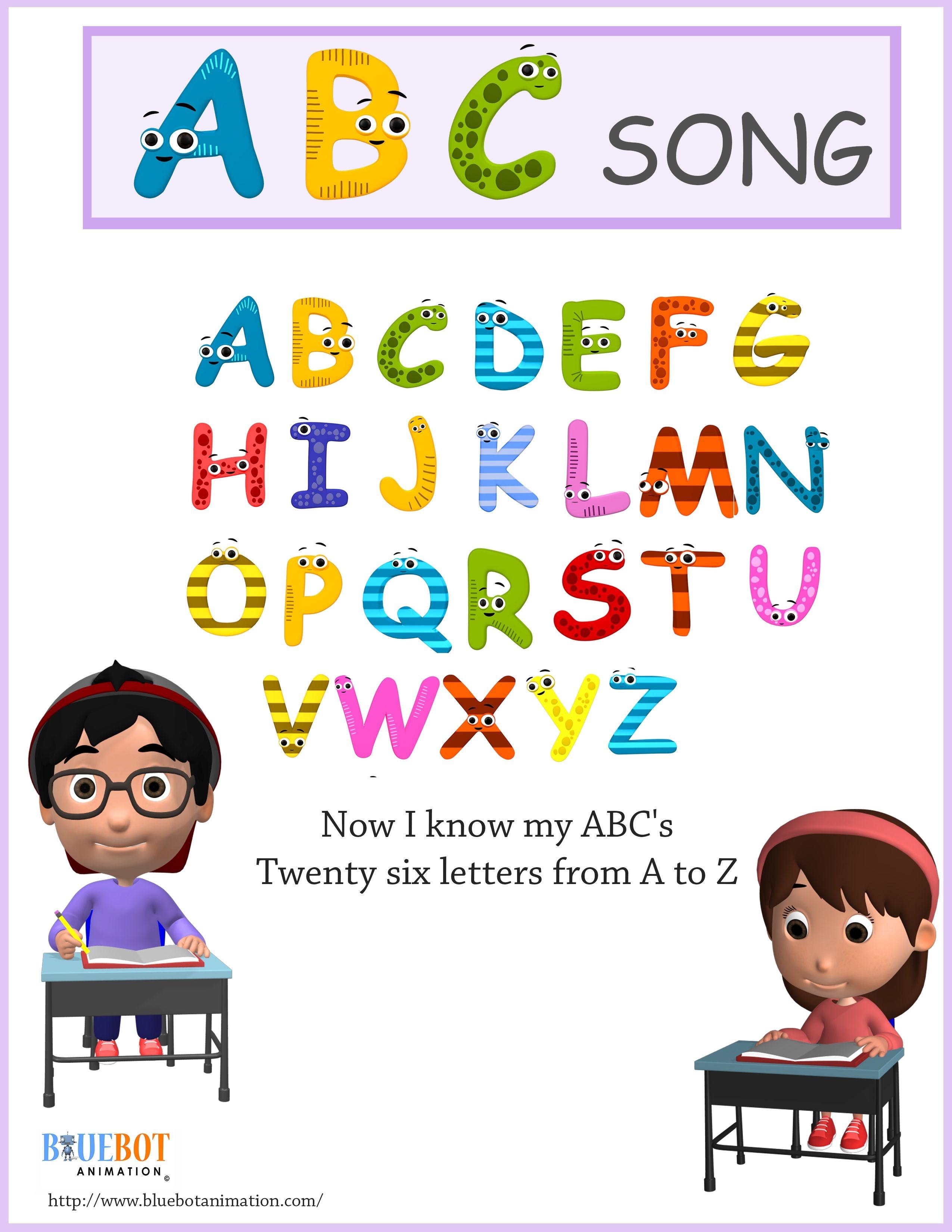 Abc Nursery Rhyme Lyrics Free Printable Nursery Rhyme Lyrics Page - Free Printable Nursery Rhymes Songs