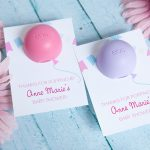 About To Pop Baby Shower Favor   Project Nursery   Free Printable Eos Baby Shower Template