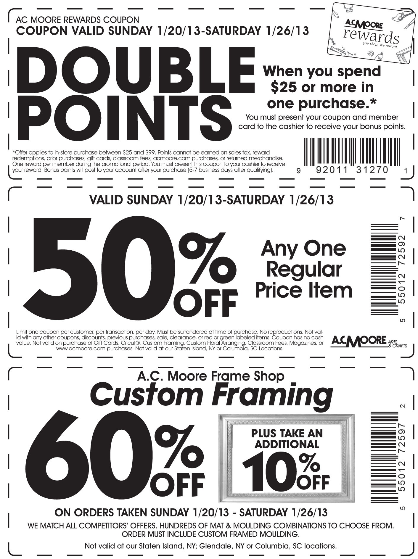 Ac Moore Coupons | Printable Coupons Online - Free Online Printable Ac Moore Coupons