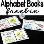 Alphabet Flip Books   A Dab Of Glue Will Do   Free Printable Abc Mini Books