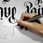 Ambigram Tattoos   Create Your Own!   Flipscript   Ambigram Generator Free Printable