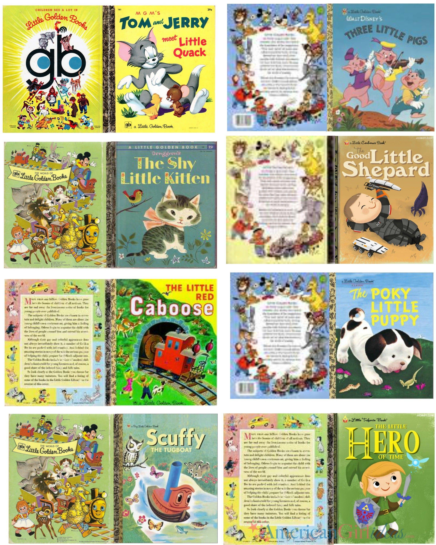 American Girl No-Sew Dress | Miniature Printables | Girl Dolls - Free Printable Miniature Book Covers