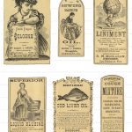 Antique Apothecary Labels Digital Download Vintage Pharmacy Druggist   Free Printable Old Fashioned Labels