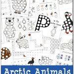 Arctic Animals Do A Dot Printables {Free}   Gift Of Curiosity   Do A Dot Art Pages Free Printable